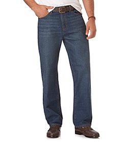 Chaps® Men's Classic Dark Wash Relaxed-Fit Denim