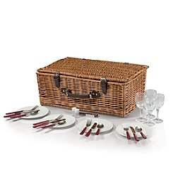Picnic Time® Newbury Picnic Basket