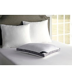 BEHRENS England® 1834 High-Loft Cotton Mini-Diamond Jacquard Pillow