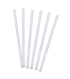 Tervis® Straight 6-pk. Clear Straws