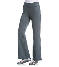 Exertek® Wide Waistband Semi Fitted Pants