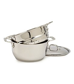 All-Clad® 5-qt. Stainless Steel Steamer