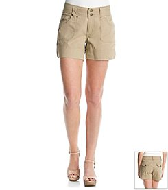 One 5 One® Twill Shorts