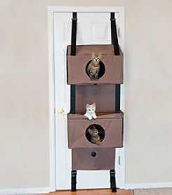 K&H Pet Products Hangin Feline Funhouse