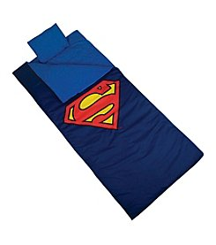 Wildkin Superman® Shield Sleeping Bag