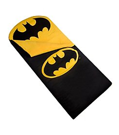 Wildkin Batman® Emblem Sleeping Bag