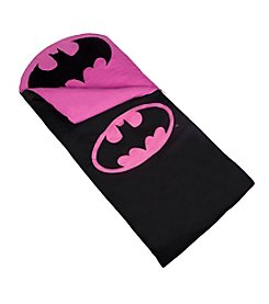 Wildkin Batman® Pink Emblem Sleeping Bag