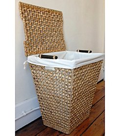LaMont Home® Apricot Woven Hamper