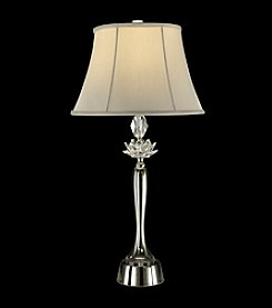Dale Tiffany Gretchen Crystal Table Lamp
