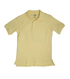 French Toast® Boys' 4-20 Short Sleeve Interlock Knit Polo