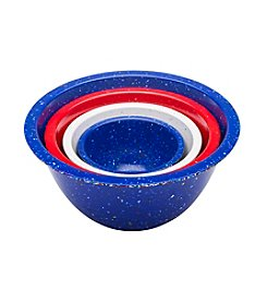 Zak Designs® Set of Four Confetti Bowls