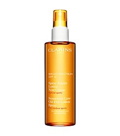 Clarins Sunscreen Oil-Free Spray Broad Spectrum SPF15