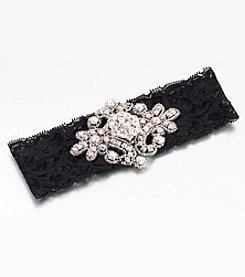 Lillian Rose® Jeweled Garter