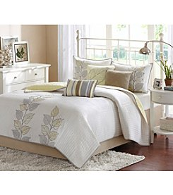 Madison Park™ Caelie 6-pc. Quilted Coverlet Set