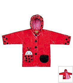 Kidorable™ Girls' 12M-6X Ladybug Raincoat