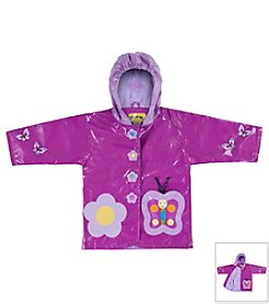 Kidorable™ Girls' 12M-6X Butterfly Raincoat