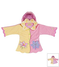 Kidorable™ Girls' 12M-6X Lotus Raincoat