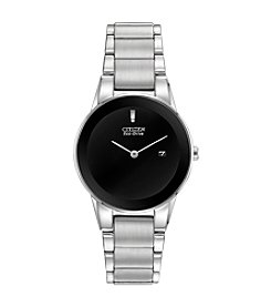 Citizen® Women's Eco-Drive Stainless Steel Axiom Watch