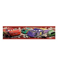 RoomMates Disney® Cars Piston Cup Racing P&S Border Decal