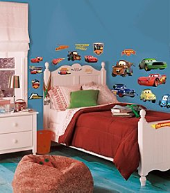 RoomMates Cars Piston Cup Champs P&S Wall Decal