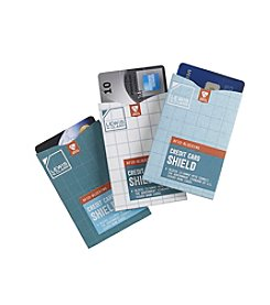 Lewis N. Clark® RFID 3-Pack Credit Card Shield