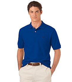 Chaps® Men's Solid Pique Polo Shirt
