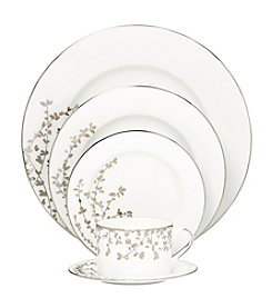 Kate Spade New York® Gardner Street Platinum China Collection