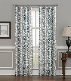 CHF Damask Stripe Window Panel