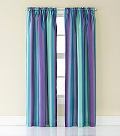 CHF Rainbow Ombre Tailored Window Panel