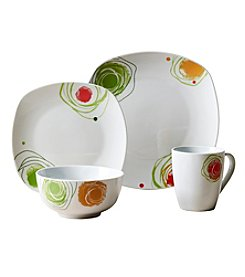 Gallery® Arcadia Square 16-pc. Dinnerware Set