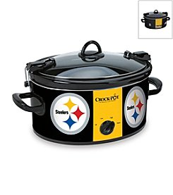 NFL® Pittsburgh Steelers Crock-Pot® Cook & Carry™ 6-qt. Slow Cooker