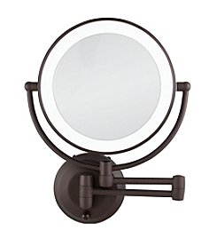 Zadro Next Generation® LED Lighted Round Wall Mount Mirror