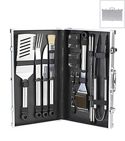 Picnic at Ascot BBQ 20-pc. Stainless Steel Master Grill Tools Set