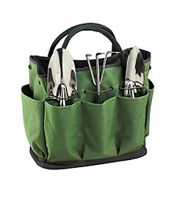 Picnic at Ascot Eco Gardening Tote with Tools