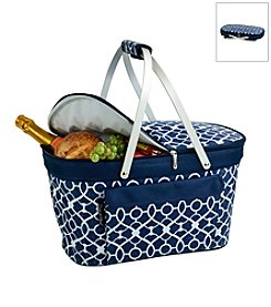 Picnic at Ascot Trellis Collapsible Insulated Basket