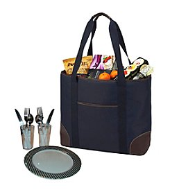 Picnic at Ascot Classic Insulated Picnic Tote for Two