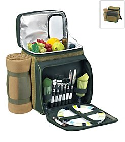 Picnic at Ascot Eco Picnic Cooler For Two with Blanket