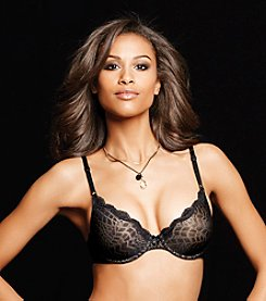 Maidenform® One Fab Fit Embellished Scallop Demi Bra