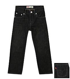 Levi's® 514™ Boys' 2T-7 Straight Fit Jeans - Fume