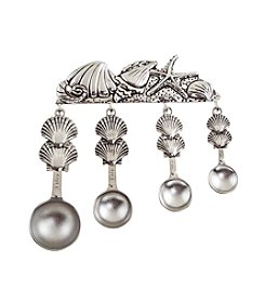 Thirstystone® Set of Four Shells Measuring Spoons