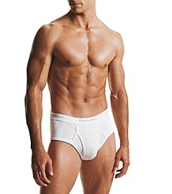 Calvin Klein Men's 4-Pack Low-Rise Briefs