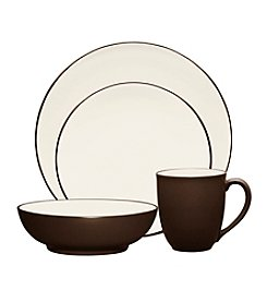 Noritake® Colorwave Chocolate Dinnerware Collection