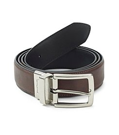Levi's® Men's Brown Big & Tall Reversible Leather Belt