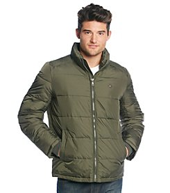 Tommy Hilfiger® Men's Stand Collar Puffy Coat