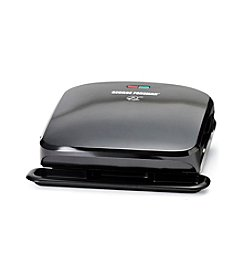 George Foreman Countertop Grill with Removable Plates