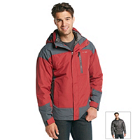 32 Degrees Mens 3-In-1 System Jacket