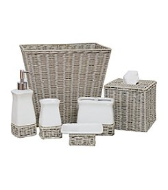 LaMont Home® Amherst Rattan Bath Collection