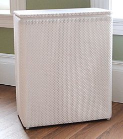 LaMont Home® Basketweave Upright Hamper