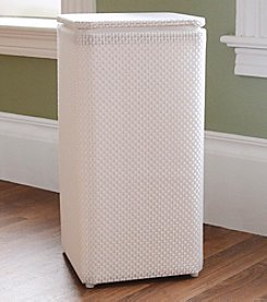 LaMont Home® Basketweave Apartment Hamper