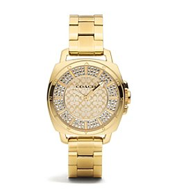 COACH WOMEN'S 34mm BOYFRIEND SMALL BRACELET WATCH